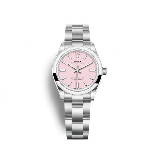 Rolex 277200-0009 : Oyster Perpetual 31 Stainless Steel / Pink