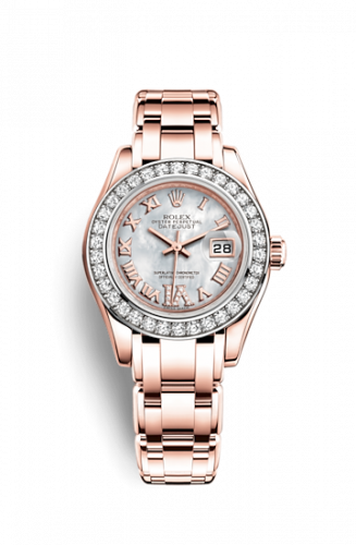 Rolex Pearlmaster 80285-0009