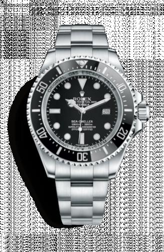 Rolex 116660-0001 : Sea-Dweller Deepsea