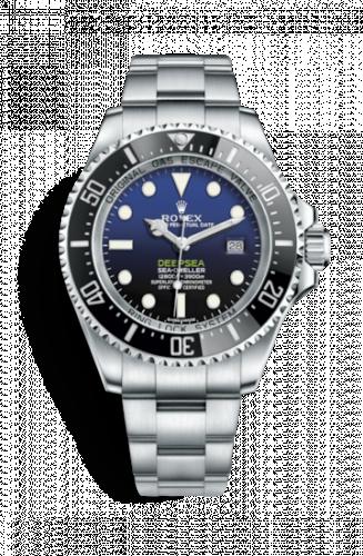 Rolex 116660-0003 : Sea-Dweller Deepsea D-Blue