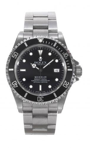 Rolex 16600 Tritium : Sea-Dweller 16600 Tritium