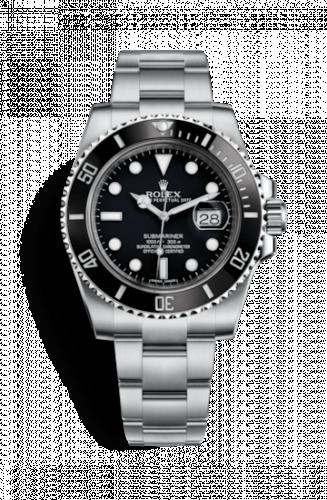 Rolex 116610ln-0001 : Submariner Date Stainless Steel / Black / Cerachom