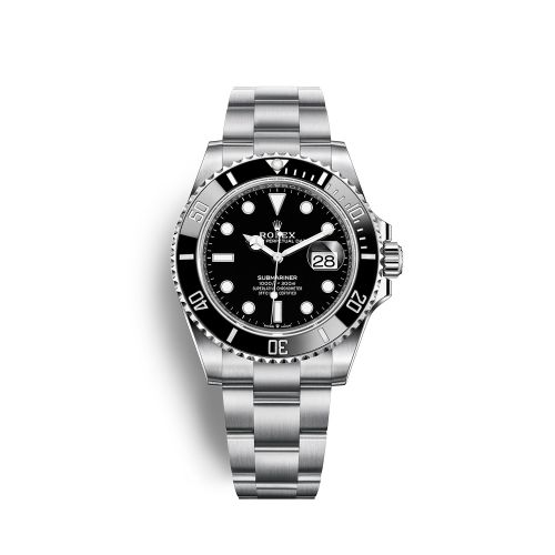 126610ln-0001 : Rolex Submariner Date 41 Stainless Steel / Black / Cerachrom
