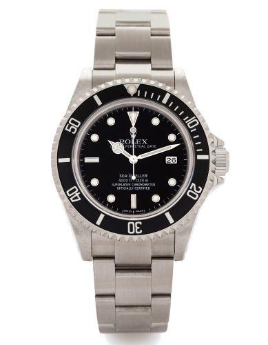 16600 SuperLuminova : Rolex Sea-Dweller 16600 SuperLuminova