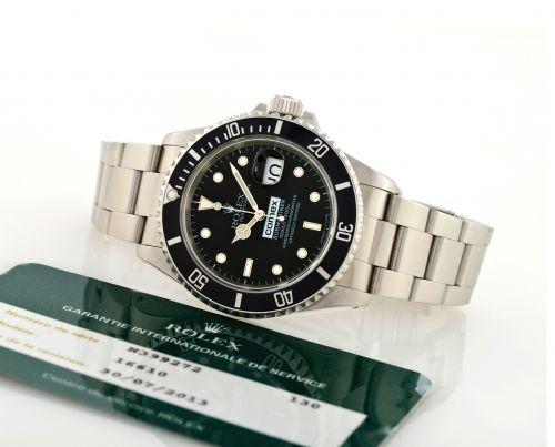 Rolex 16610 Comex : Submariner Date 16610 Comex