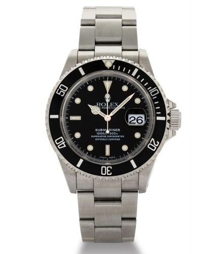 Rolex 16610 SuperLuminova : Submariner Date 16610 SuperLuminova