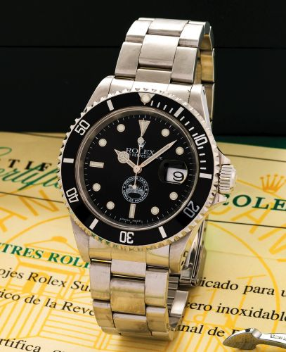 Rolex 16610 Panama Canal : Submariner Date 16610 Panama Canal