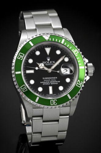 Rolex 16610LV MK2 :  Submariner Date 16610 LV Mark 2
