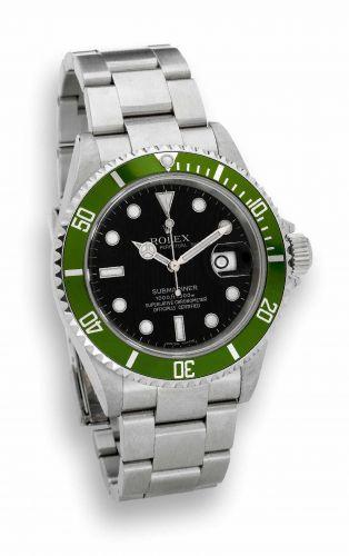 Rolex 16610LV MK3 : Submariner Date 16610 LV Mark 3