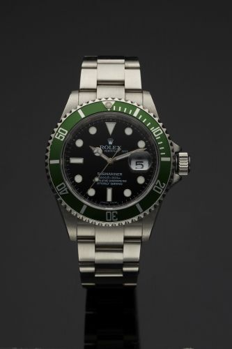 Rolex 16610LV MK7 : Submariner Date 16610 LV Mark 7