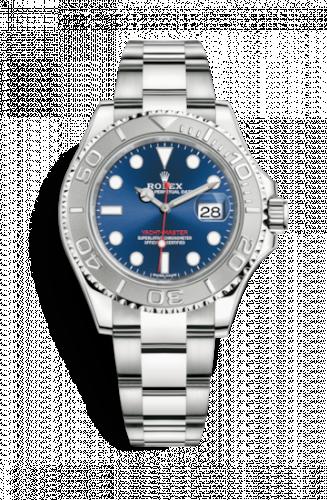 Rolex 116622-0001 : Yacht-Master 40 Rolesium / Blue