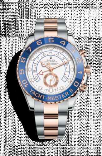 Rolex 116681-0002 : Yacht-Master 2 Rolesor Everose