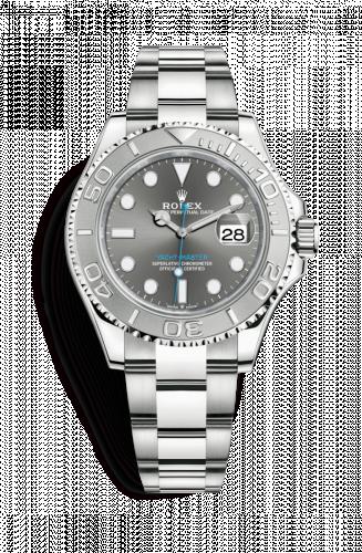 Rolex 126622-0001 : Yacht-Master 40 Rolesium / Dark Rhodium