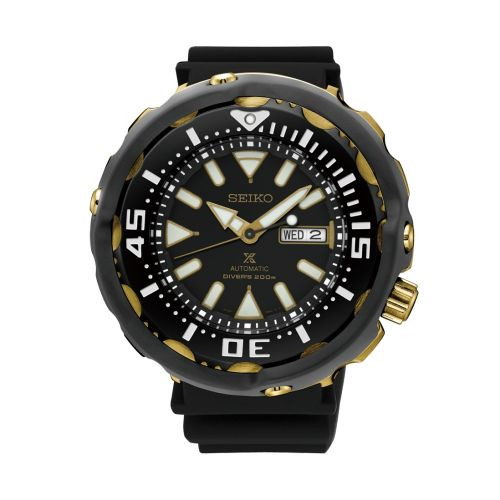Seiko SRPA82K1 : Prospex Diver SRPA82K1 Stainless Steel / Black