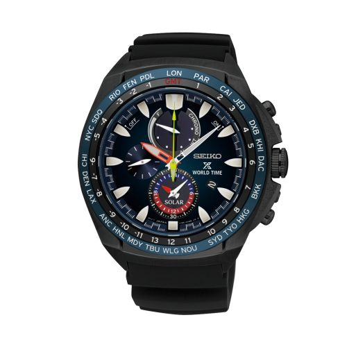Seiko SSC551P1 : Prospex Diver SSC551P1 Stainless Steel / Blue