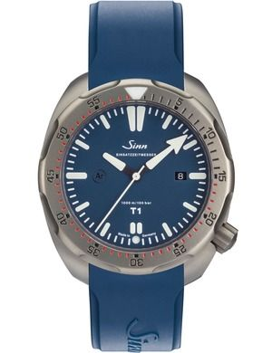 Sinn 1014.011 : Diving Watch T1 EZM 14 Blue