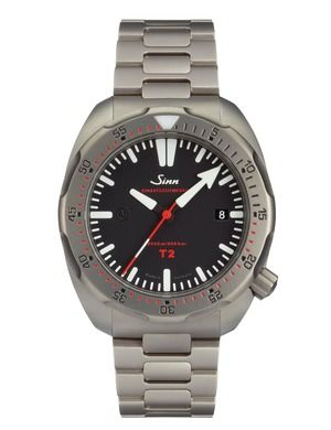 Sinn 1015.010 :  Diving Watch T2 EZM 15