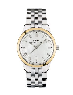 Sinn 434.021 : Ladies Watches 434 St GG Mother-of-pearl W