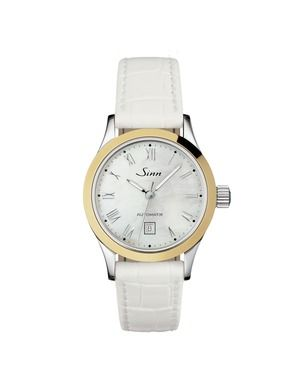 Sinn 456.025 : Ladies Watches 456 St GG Mother-of-pearl W