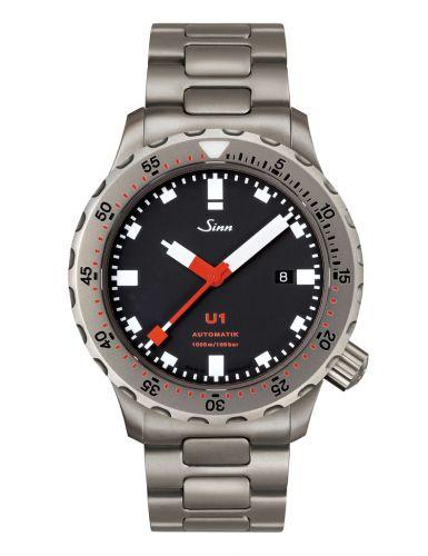 Sinn 1010.010 : Diving Watch U1