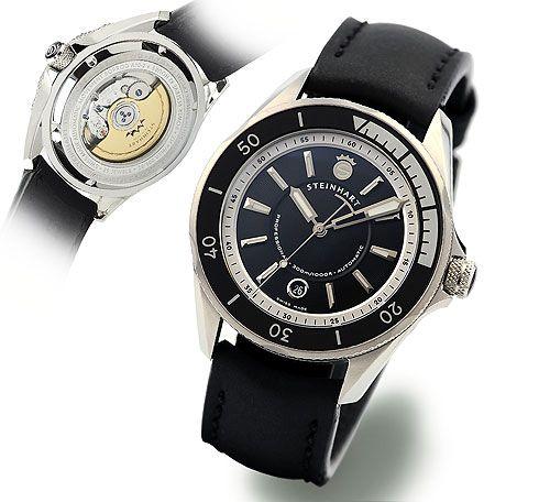 Steinhart P0914  : Ocean Two Premium Black