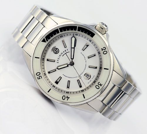 Steinhart P0920  : Ocean Two Premium White