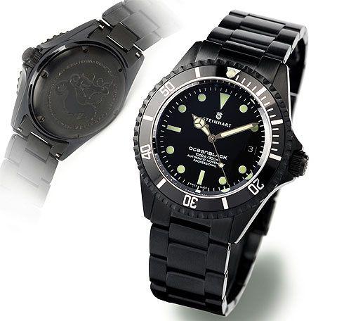 Steinhart T0206  : Ocean Black DLC