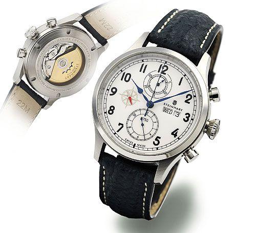 Steinhart C0418  : Marine Chronograph