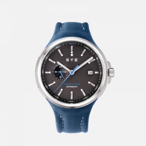 SYE MAFE-BL-SB : MOT1ON Automatic 24 Black Edition / SYE Blue