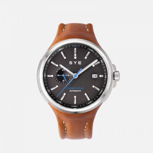 SYE MAFE-BL-WH : MOT1ON Automatic 24 Black Edition / Whiskey