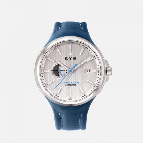 SYE MAFE-SI-SB : MOT1ON Automatic 24 Silver Edition / SYE Blue