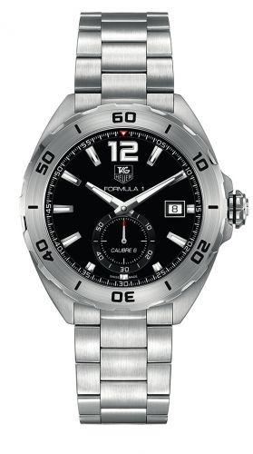 TAG Heuer WAZ2110.BA0875 : Formula 1 Calibre 6 43 Stainless Steel / Black / Bracelet