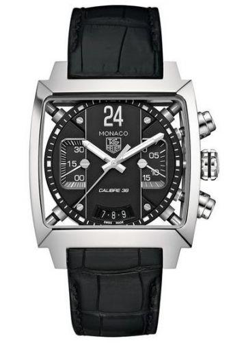 TAG Heuer CAL5113.FC6329 : Monaco 24 Black