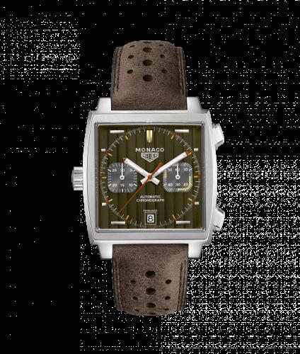 TAG Heuer CAW211V.FC6466 : Monaco Calibre 11 1969 -1979 Special Edition