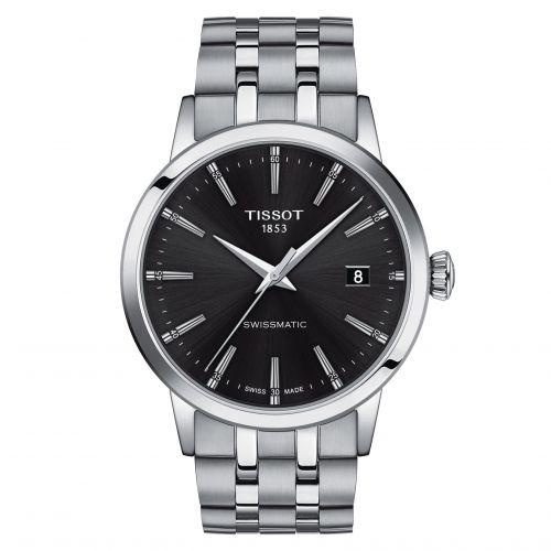 T129.407.11.051.00 : Tissot Dream Swissmatic 42 Stainless Steel / Black / Bracelet