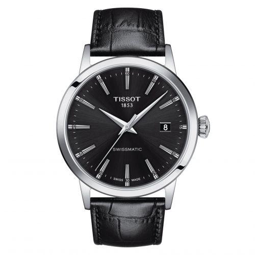 Tissot T129.407.16.051.00 : Dream Swissmatic 42 Stainless Steel / Black