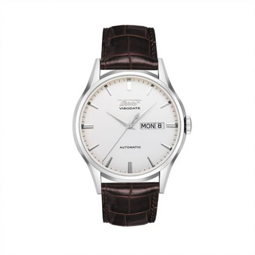 Tissot T019.430.16.031.01 : Visodate Automatic Stainless Steel / Silver / Strap