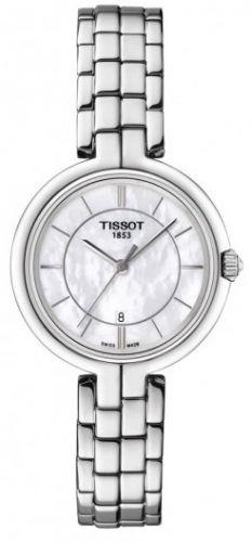 T094.210.11.111.00 : Tissot Flamingo Stainless Steel / MOP / Bracelet