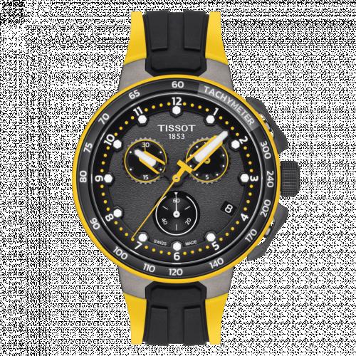 Tissot T111.417.37.057.00 : T-Race Cycling Chronograph Tour De France 2019