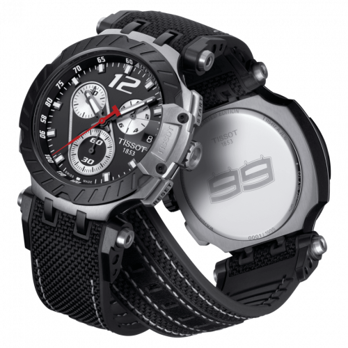 Tissot T115.417.27.057.00 : T-Race Jorge Lorenzo 2019 Limited Edition