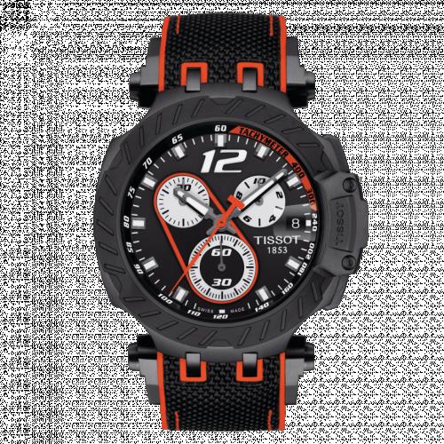 Tissot T115.417.37.057.01 : T-Race Marc Marquez 2019 Limited Edition