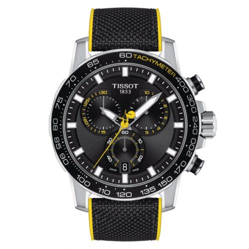 T125.617.17.051.00 : Tissot Supersport Chrono Tour de France 2020
