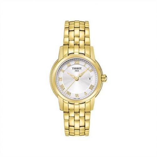 T031.210.33.033.00 : Tissot Ballade III Quartz Ladies Yellow