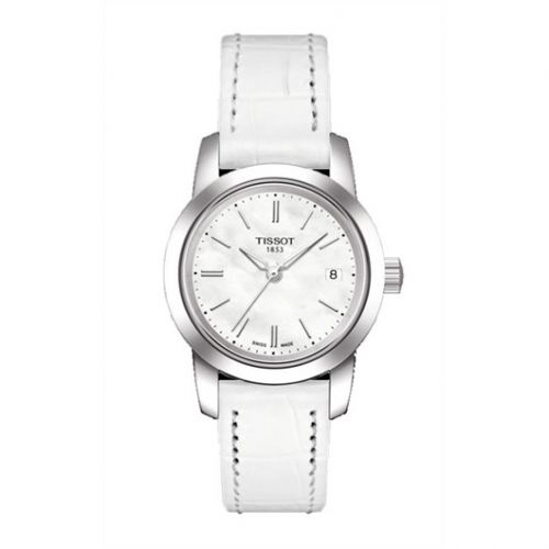 Tissot T033.210.16.111.00 : Dream Quartz 28 Stainless Steel / MOP / Strap