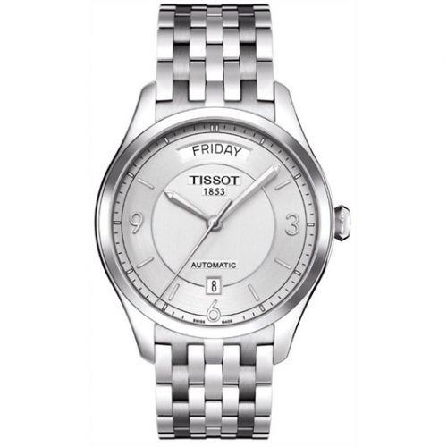 Tissot T038.430.11.037.00 : T-One Automatic Silver / Bracelet