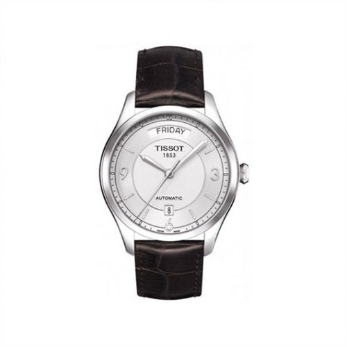 Tissot T038.430.16.037.00 : T-One Automatic Silver