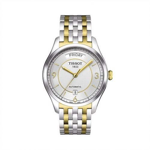 T038.430.22.037.00 : Tissot T-One Automatic Two Tone