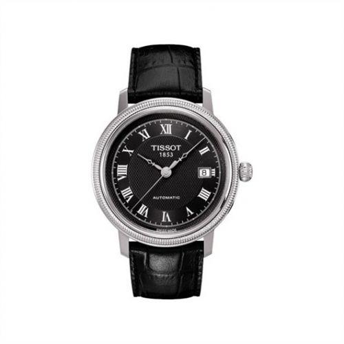 Tissot T045.407.16.053.00 : Bridgeport Automatic Black