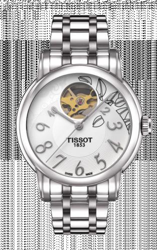 Tissot T050.207.11.032.00 : Lady Heart Leaf