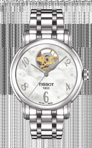 Tissot T050.207.11.116.00 : Lady Heart MOP Diamond